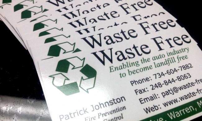 Waste Free