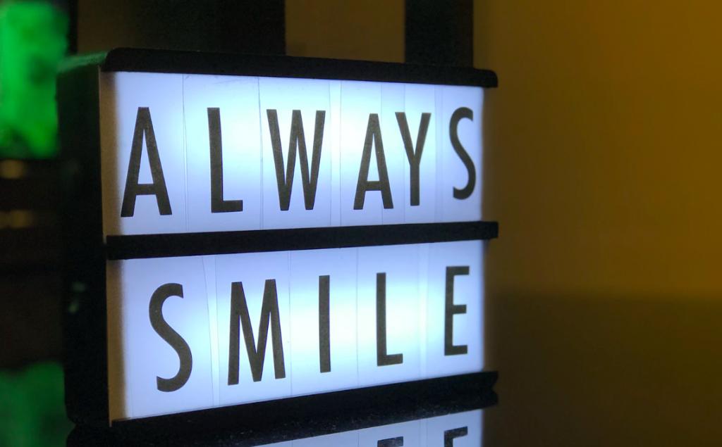 Illuminated box sign
